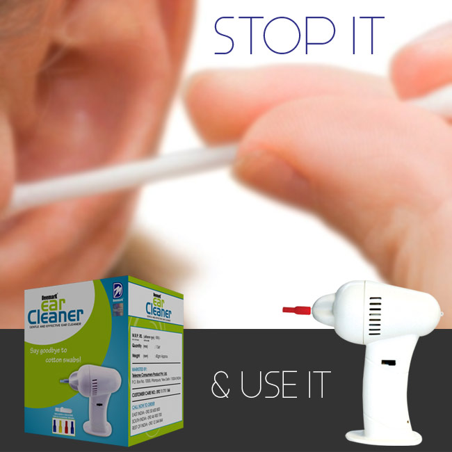 Buy Ear Cleaner Online From Teleshop To Remove Ear Wax