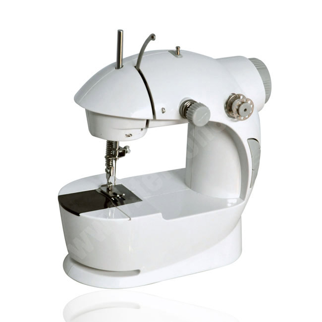 Buy 40in40 Mini Portable Sewing Machine Online From Teleshop Classy White Sew EZ Mini Sewing Machine
